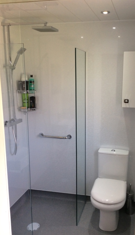 Case Study Wet Floor Shower Room In East Kilbride