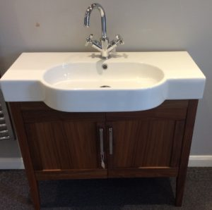 Discounted vanity unit