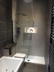 Jacuzzi, whilrpool, bath, walk-in, shower, fully tiled