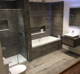 bathrooms and kitchens in glasgow supply only or supply and fit